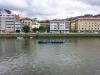 VIII Bandera de Bilbao, primera regata la Liga Eusko Label 2017, celebrada en Bilbao el sábado 1 de julio de 2017.