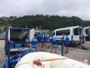 XXVII Bandera de Orio, tercera regata de Liga Eusko Label, celebrada el sábado 8 de julio de 2017 en el Rio Oria (Orio - Guipúzcoa).
