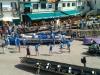 Bandera Giroa Veolia, cuarta regata de la Liga Eusko Label, celebrada el domingo 8 de julio en San Sebastián.