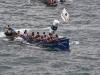 V Bandera CaixaBank, séptima regata de Liga Eusko Label, celebrada en Santander el sábado 22 de julio de 2017.
