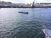 Bandera Adegi, octava regata de Liga Eusko Label, celebrada en Pasajes el domingo 23 de julio de 2017.