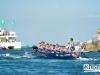XXX Bandera de Hondarribia, celebrada el sábado 12 de agosto de 2017, undécima regata de la Liga Eusko Label. Foto Liga Eusko Label.