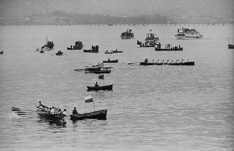 Regata Campeonato Provincial de Santander, 30 de julio de 1966.