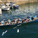 XXXIX Bandera de Zarautz (1ª jornada), duodécima regata de Liga San Miguel - ACT, celebrada el 13 de agosto de 2016 en Zarautz (Guipúzcoa).