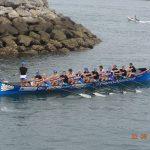 XXXVIII Bandera de Hondarribia, 22 de agosto de 2015, Hondarribia (Guipúzcoa), décimocuarta regata de Liga San Miguel ACT.
