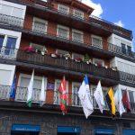 XXXIX Bandera de Bermeo, sábado 17 de septiembre de 2016, decimoctava regata de Liga San Miguel-ACT.