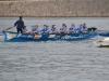 VII Ascenso de Traineras y 8+ - XXIV Gran Premio San José - VII Trofeo Memorial Lagar, celebrado en la Ría de Astillero, 12 de marzo de 2016. Fotos Gerardo Blanco.