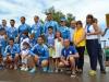 LII Campeonato Regional de Traineras, celebrado el 28 de julio de 2016 en Punta Parayas (Camargo).