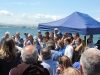 Bandera Sotileza 2017, celebrada el 14 de mayo, desde Cabo Menor hasta el Muelle de Calderón (Los Raqueros). Foto Tonchu Blanco.