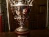 Trofeo de nuestro tercer puesto (medalla de bronce), donado por la Excma. Diputación de Vizcaya, en el primer Campeonato de España de Traineras al que acudimos, celebrado el 20 de agosto de 1967 en la Ría del Nervion, Portugalete (Vizcaya).