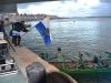Descenso III Bandera Ciudad de Santander, celebrado el sábado 16 de diciembre de 2017 en la Bahía de Santander.
