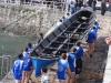 XXI Bandera Ciudad de Castro Urdiales (descenso de traineras), celebrado en Castro Urdiales del domingo día 11 de marzo de 2018.