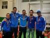 LXXV Campeonatos de España de Bateles. Celebrados los días 28 y 29 de abril de 2018 en Meira-Moaña (Pontenvedra).