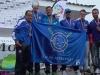 LXXV Campeonatos Nacionales de Bateles 2018. Celebrados en Moaña-Meira el 28 y 29 de abril. Foto Chicho-Toñi.
