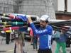 Eliminatorias del LXXII Campeonato Nacional de Trainerillas 2018, celebrado el 2 de junio en Castro Urdiales. Foto: Bermeo Arraun Argazkiak.