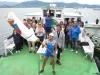 XLII Bandera Sotileza, celebrada entre Cabo Menor y el Muelle de Los Raqueros, el domingo 10 de junio de 2018.