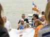 XLII Bandera Sotileza, celebrada desde Cabo Menor y el Muelle de Los Raqueros el domingo 10 de junio de 2018. Foto Jaime Pérez.