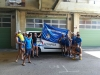 IX Bandera de Zarautz, décimoquinta regata de Liga ARC-1 2018, celebrada en Zarautz (Guipúzcoa) el sábado 18 de agosto de 2018.
