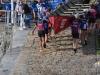 XXII Descenso de Traineras Ciudad de Castro Urdiales, celebrado en Castro Urdiales el domingo 3 de marzo de 2019. Foto Gerardo Blanco.