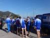 II Campeonato de Cantabria de Traineras/Larga Distancia - II Travesía de Santoña, celebrada el sábado 23 de marzo de 2019.
