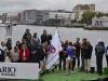 XLII Bandera Sotileza, celebrada entre Cabo Menor y el Muelle de Los Raqueros el domingo 9 de junio de 2019.