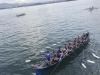 XXXVI Bandera Bansander, celebrada en la Bahía de Santander, el viernes 14 de junio de 2019.