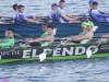 XXXVI Bandera Bansander, celebrada en la Bahía de Santander, el viernes 14 de junio de 2019. Foto Chicho-Toñi.